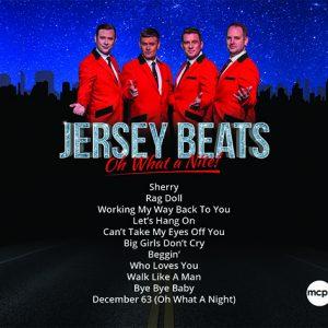 Jersey Beats - Live CD
